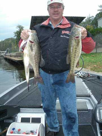 September 2011 captains stories for Lay lake fishing report
